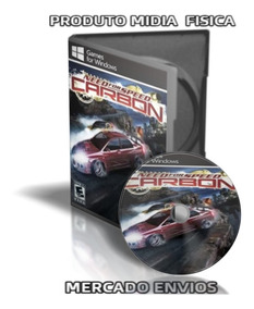 Jogo Pc Need For Speed Carbon Midia Fisica