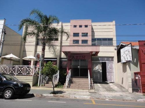 Sala Comercial Para Locação, 31 M² - Centro - Vinhedo/sp - Sa0187