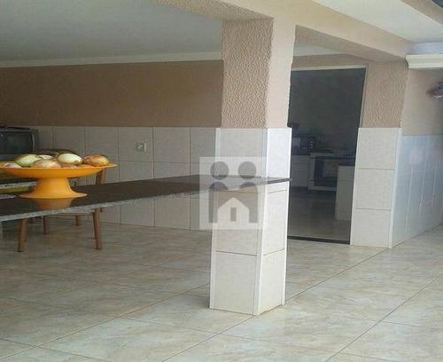 Imagem 1 de 18 de Casa Com 3 Dormitórios À Venda, 150 M² Por R$ 280.000,01 - Parque Ribeirão Preto - Ribeirão Preto/sp - Ca0480