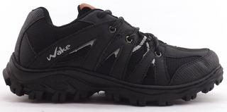 Zapatillas Trekking Urbanas Wake Promo Comodas Hombre 0202