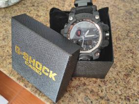Relógio G-shock Esportivo Pulseira De Corda - Lançamento