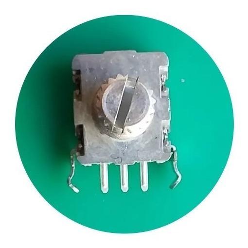 Potenciometro Encoder Rotativo En11-vnb0j ( Kit C/ 2 Peças)