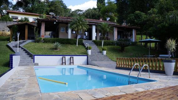 Chácara Em Condomínio Na Beira Da Rodovia Bunjiro, Cod 904