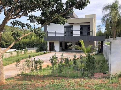 Casa Com 4 Dormitórios Suítes À Venda Por R$ 1.900.000 - Vintage - Cotia/sp - Ca3150
