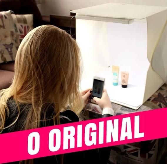 Estúdio Fotográfico Photo Studio Box Original De Fábrica