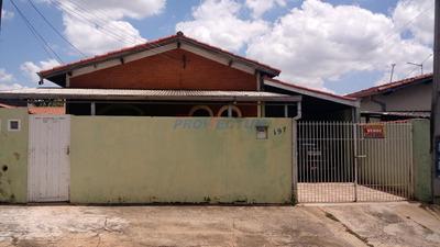 Casa À Venda Em Barão Geraldo - Ca235311