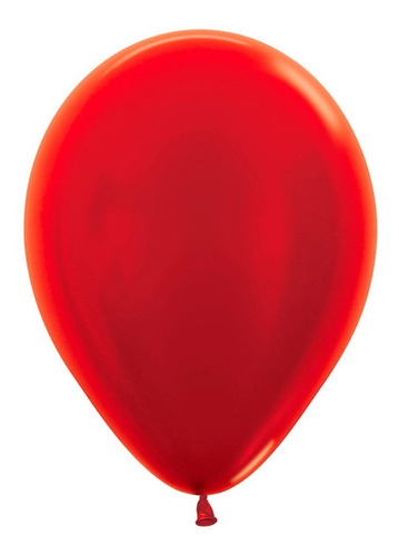Bombas R12 Fashion Rojo X 12 Unds Sempertex.