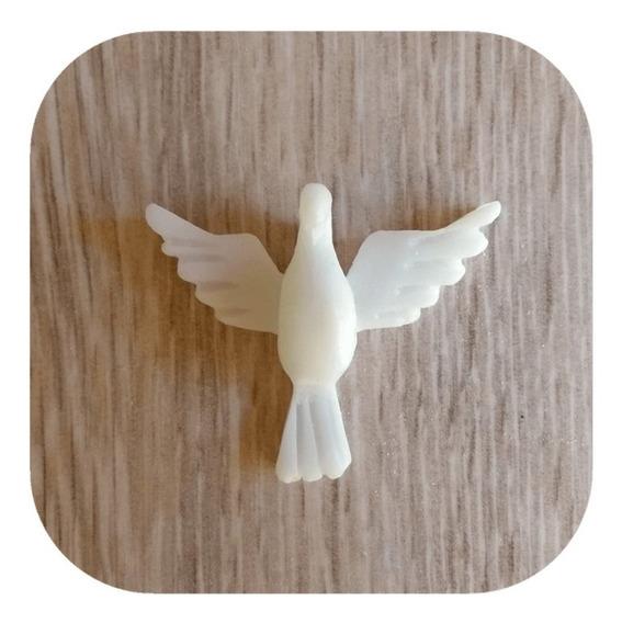Divino Espírito Santo Em Resina 4cm (30 Unidades)