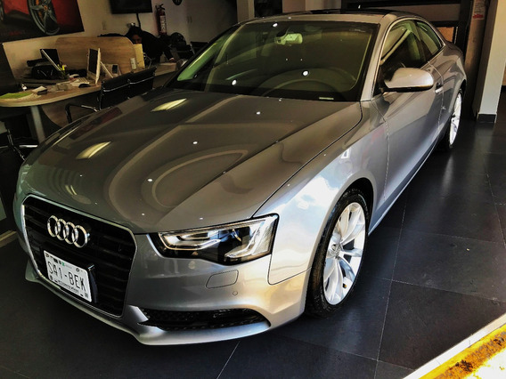 Audi A5 Coupe Luxury 2016
