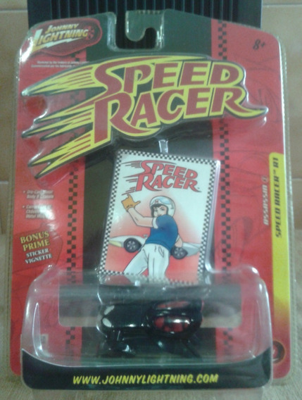 Speed Racer - Auto Assassin - Johnny Lightning