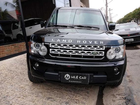 Land Rover Discovery 4 Se Diesel 2013 Blindado