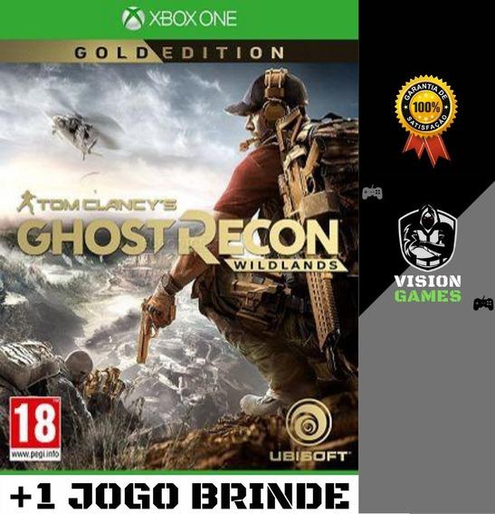 Tom Clancys Ghost Recon Wildlands + Dlcs - Xbox One Digital