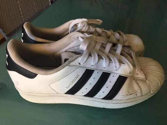 Zapatillas adidas Superstar Talle 5,5 Us 38 Fr