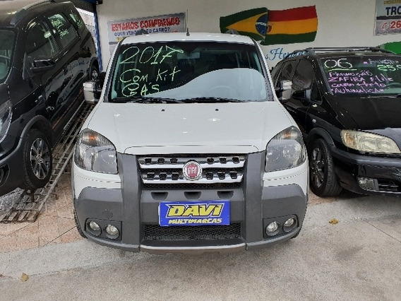 Fiat Doblo Adventure 1.8 6l (flex)