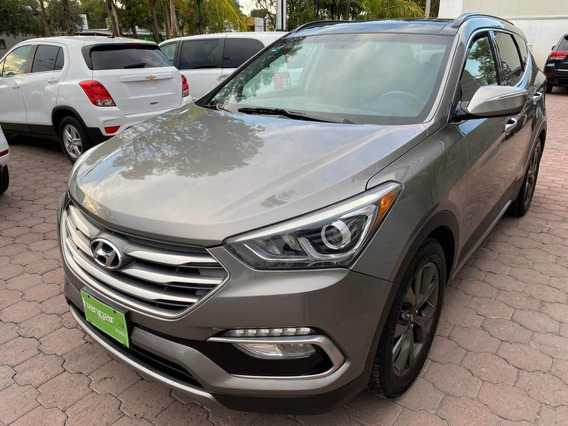Hyundai Santa Fe Sport 2.0 Piel Gps At. 2018 Hangar Galerias