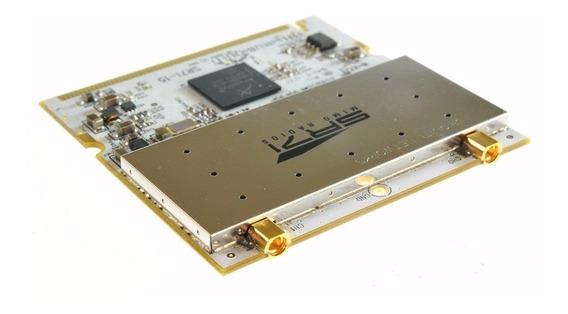Placa Wifi Mini Pci Ubiquiti Sr71-15 5.8 Ghz Mmcx