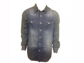 Camisa Tassa Jeans Masculina