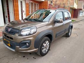 Fiat Uno Way Gasolina Y Gas