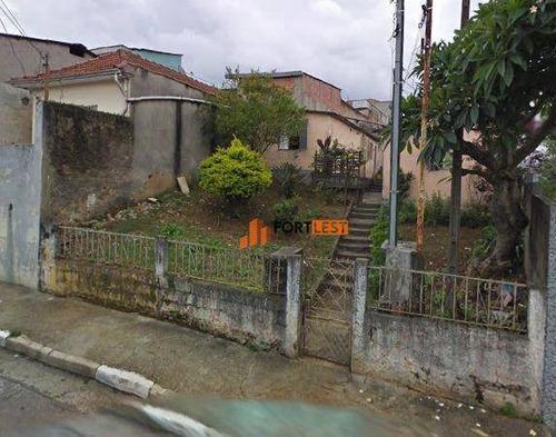 Imagem 1 de 2 de Terreno À Venda, 500 M² Por R$ 1.900.000,00 - Vila Invernada - São Paulo/sp - Te0009