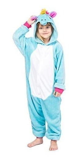 Pijama Unicornio Infantil Con Envío Gratis.
