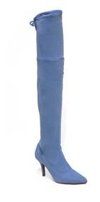 Zapato De Mujer Bucanera Caña Alta Bial