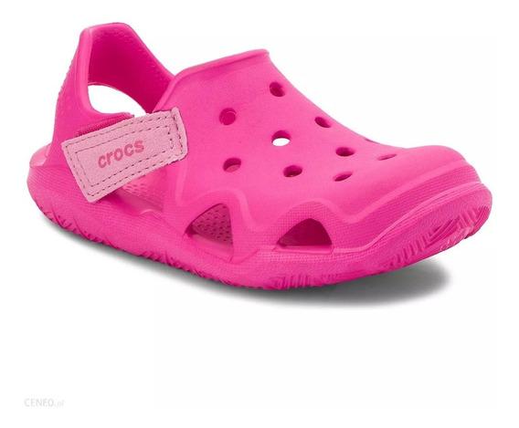 Suecos Crocs Swiftwater Kids Envíos Gratis Sport Evolved