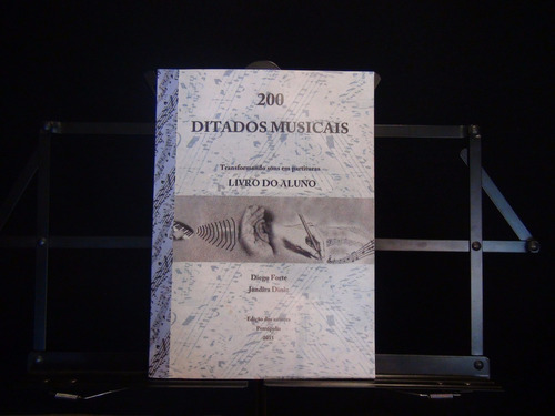 Livro - 200 Ditados Musicais - Livro Do Aluno