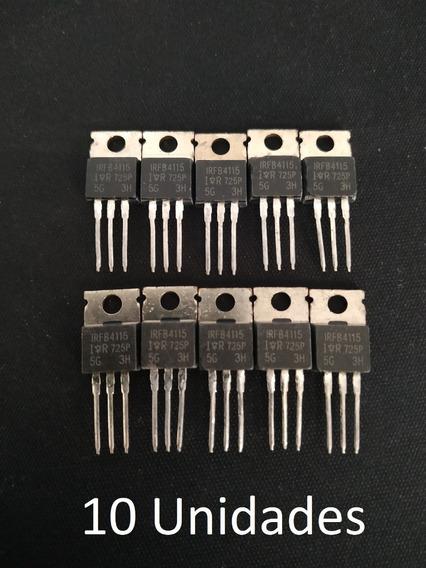 10 Transistor Irfb4115 - Irfb 4115 To-220 Original