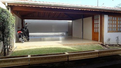 Imagem 1 de 22 de Casa Térrea Loanda, Excelente Bairro Residencial Com Comércios E Escolas Locais... - Ca01290 - 69391341
