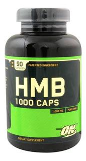 Hmb On Optimum Nutrition 1000 Mg / 90 Cápsulas Envio Imediat