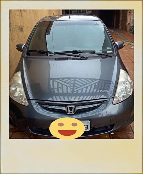 Honda Fit Ex 1.5 Automático Completo