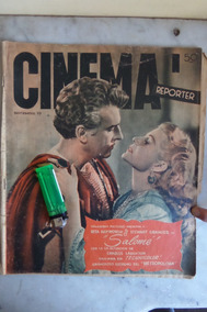Revista Antigua Cinema Reporter Salome / Dolores Del Rio