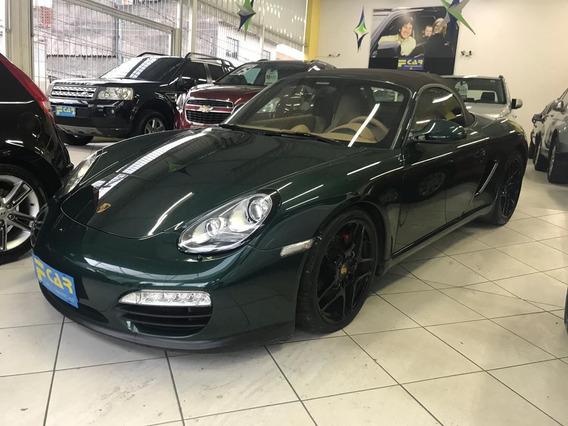 Porsche Boxster S 3.4 Pdk 2009,capota Chocolate,interior Beg