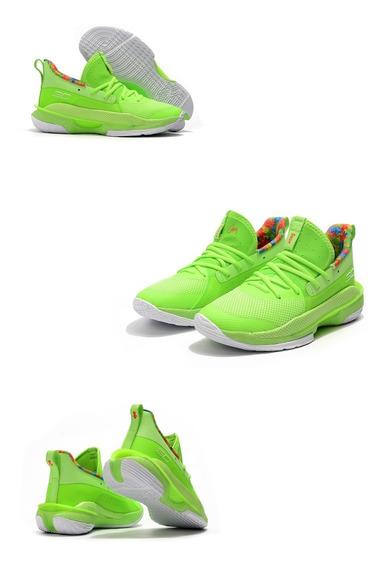 Ua Curry 7 Lime Light