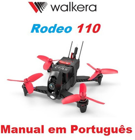 Manual Em Português Do Drone Walkera Rodeo 110