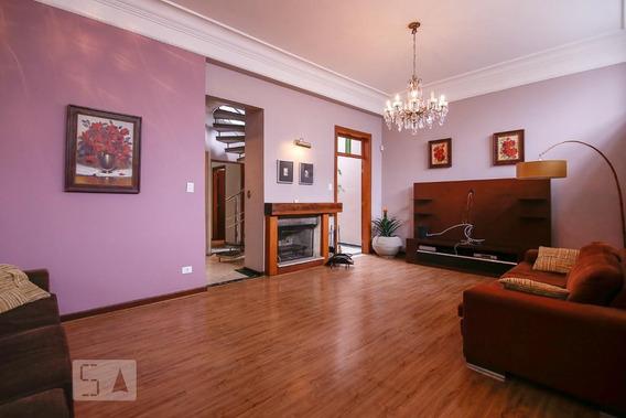 Casa Com 3 Dormitórios E 2 Garagens - Id: 892969123 - 269123