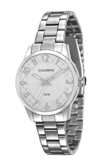 Relógio Mondaine Feminino Aço 34923