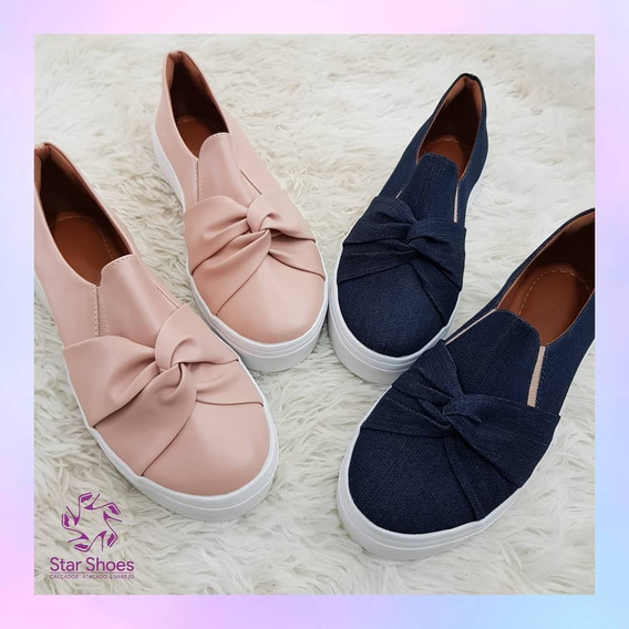 Sapato Slipon