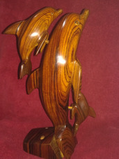 Delfin Decorativo Artesanal