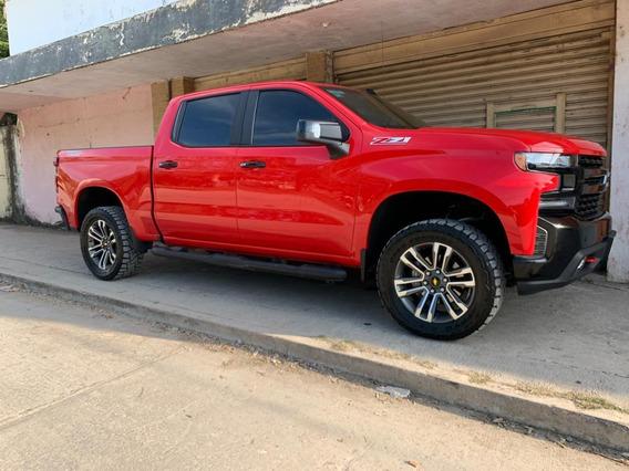 Blindada 2019 Chevrolet Cheyenne Dc Lt 4x4 N Blindaje 5 Plus