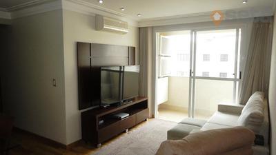 Apartamento Residencial À Venda, Parque Residencial Aquarius, São José Dos Campos - Ap0575. - Ap0575