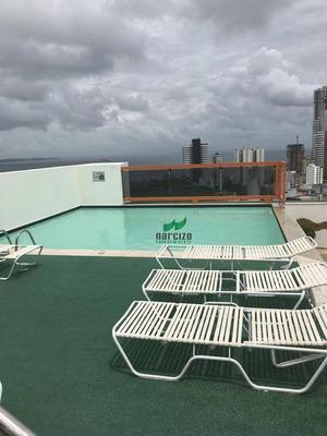 Flat Para Locação Princesa Isabel, Barra, Salvador. - Fl0010