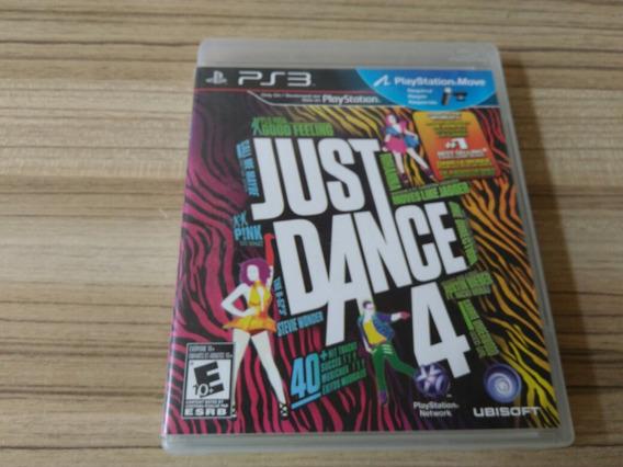 Jogo Ps3 Just Dance 4