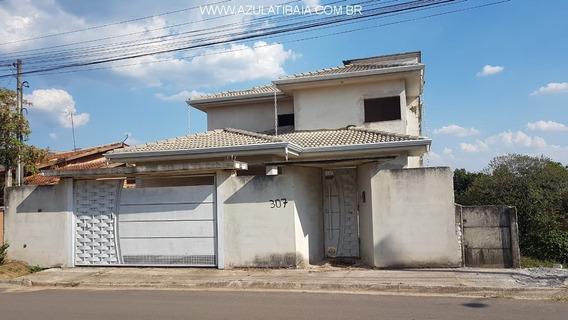 Casa A Venda Em Atibaia, Jardim Paulista Excelente Bairro Residencial Com Ruas Asfaltadas Próximo A Alameda Lucas Nogueira Garcez - Ca00952 - 68312715