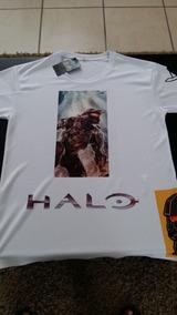 Playera Sublimada Halo Masterchief Impresionante