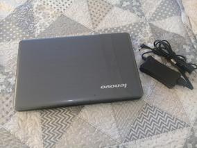 Notebook Lenovo G550 4gb, Ssd 240gb + Sata 320 Windows 15,6