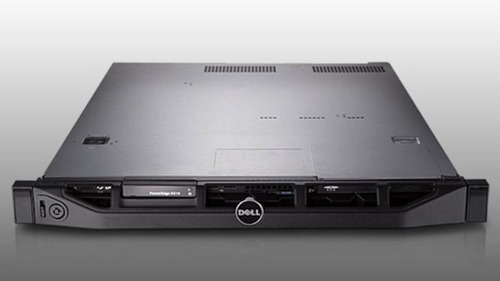 Servidor Dell Power Edge R310 Seminovo Quad Core