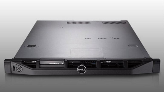 Servidor Dell Power Edge R310 Seminovo Quad Core