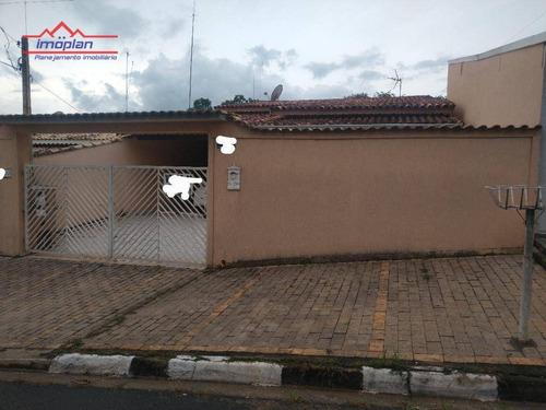 Imagem 1 de 8 de Casa À Venda, 190 M² Por R$ 740.000,00 - Loanda - Atibaia/sp - Ca4568