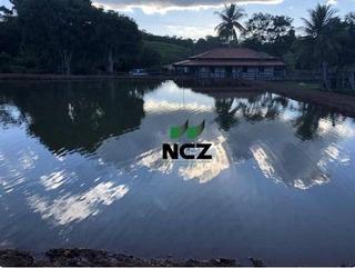 Fazenda Com 5 Dormitórios À Venda, 556600 M² Por R$ 1.500.000,00 - Zona Rural - Jaraguá/go - Fa0061